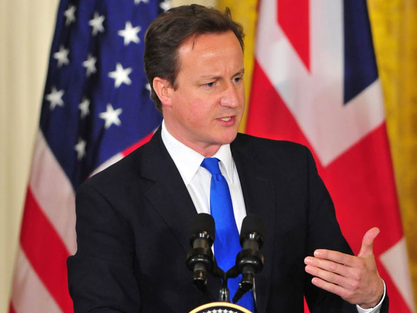 British PM refuses to join agreed Eurozone deal