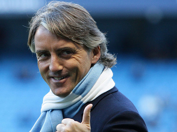 Man.City will fight back- Mancini