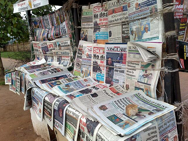 Nigerian Media Charged to Promote Transparent Government