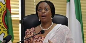 The Minister of Petroleum Resources, Diezani Alison-Madueke
