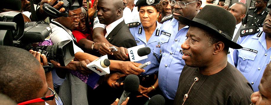 Boko Haram:President Jonathan Vows to End Violence