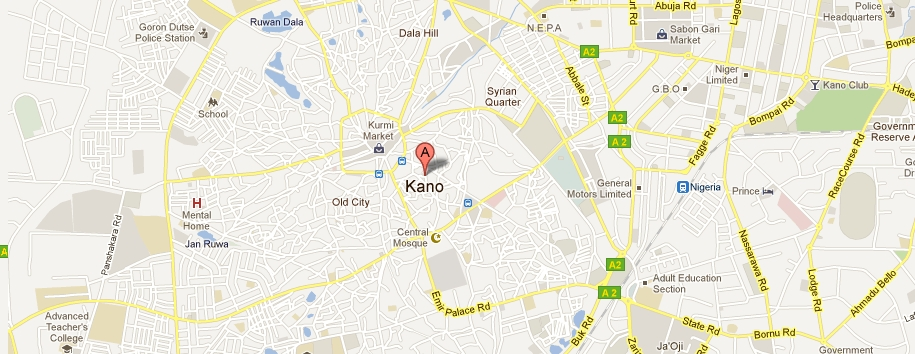 German citizen kidnapped in Kano
