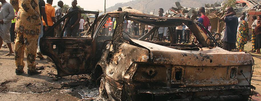 Israel to Help Nigeria Tackle Terrorism