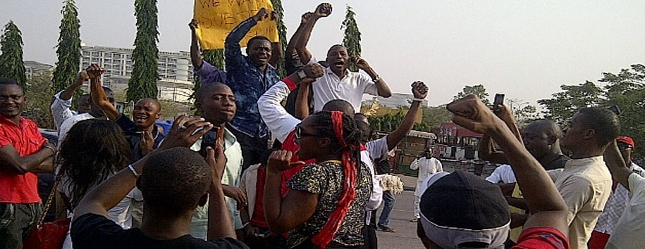Subsidy Removal:Protesters Arrested in Abuja