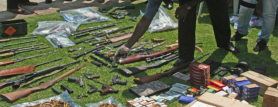 Military uncovers arms cache in Kano