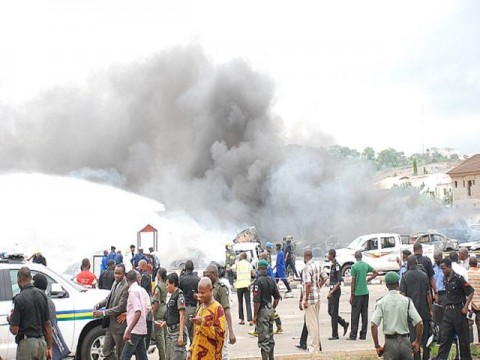 Gunmen Attack Police Station,Prison in Maiduguri