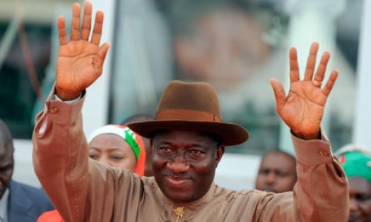 Jonathan says PDP is the only party in Nigeria