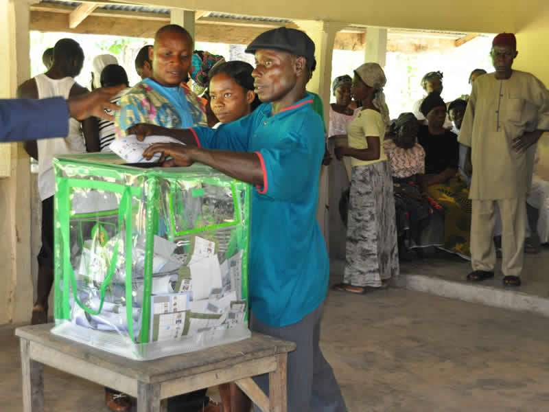 No court order to stop Cross River governorship election – INEC