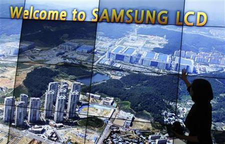 Samsung shifts to new TV technology with LCD spin off
