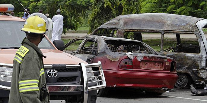 Car bomb explosion rocks Niger state
