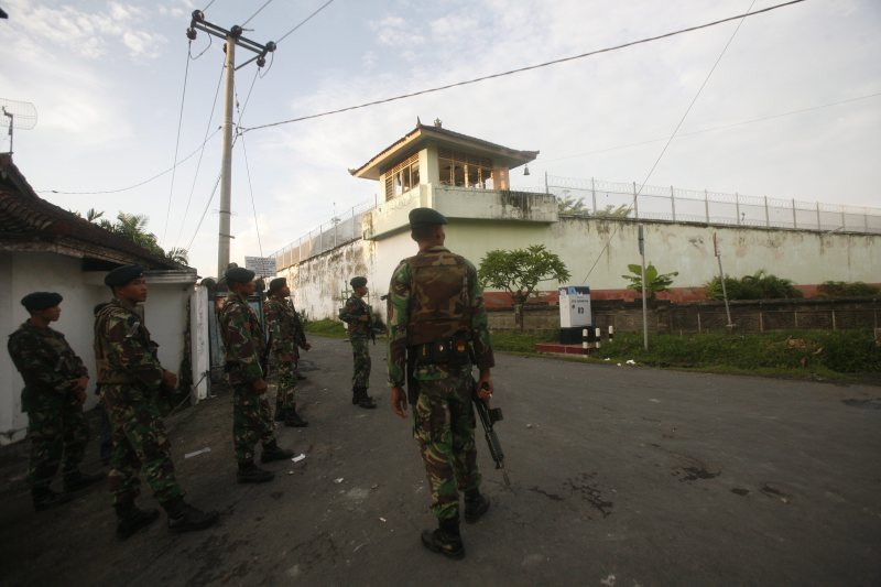 Riot breaks out at Bali prison