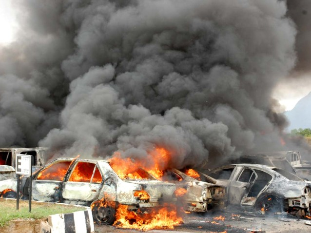 Multiple explosions rock Gombe