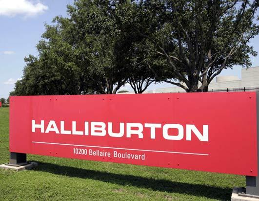Продолжилась встреча презентацией компании halliburton, где у более 200 студентов, посетивших мероприятие