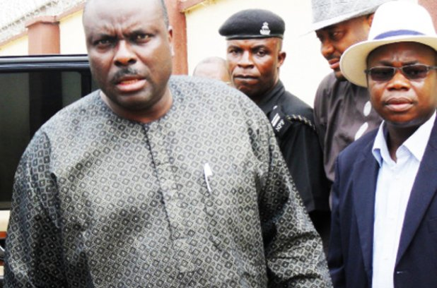 Ibori appears in London court today