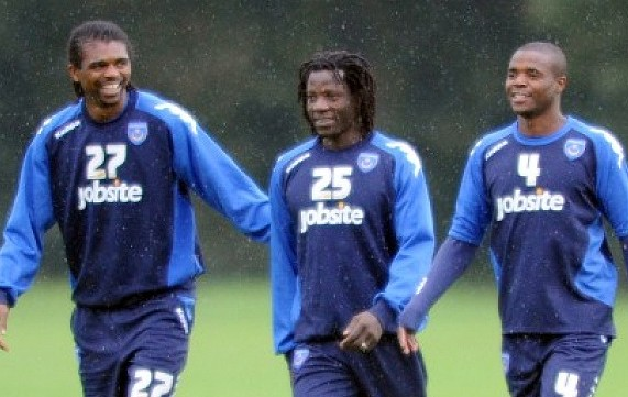 Kanu,Yakubu Invited for Benjani Testimonial