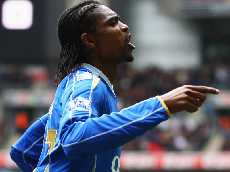 Portsmouth to punish Kanu for his absence in club