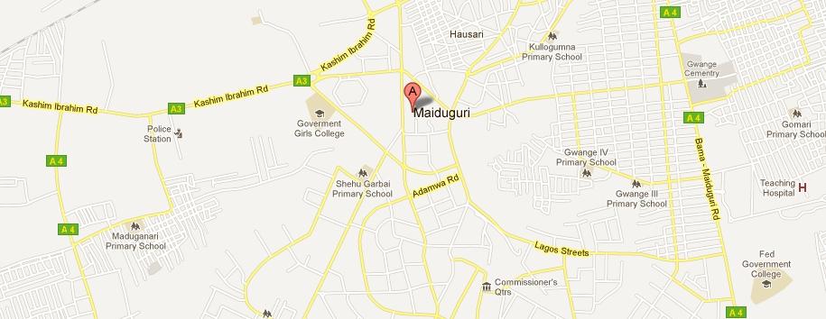 Military kills suspected Boko Haram members trying to burn school in Maiduguri