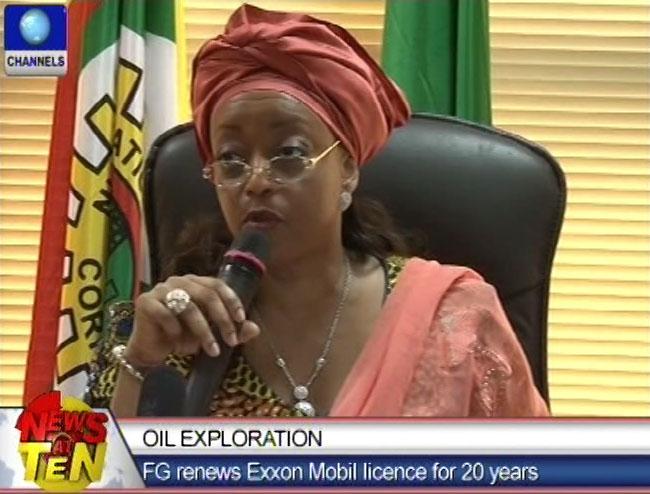 Oil Exploration:FG Renews ExxonMobil license for 20 Years