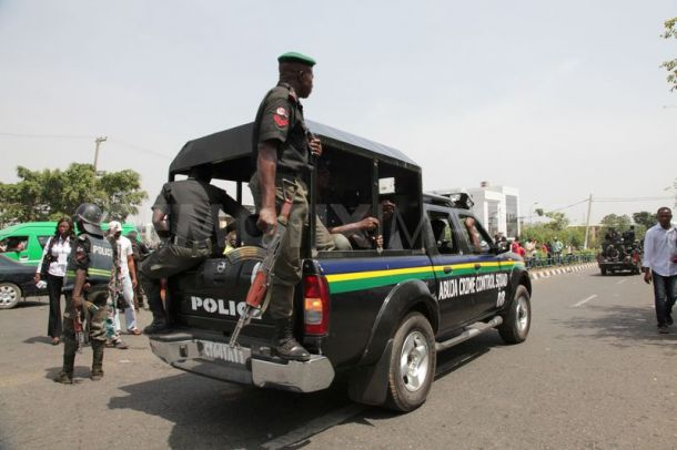Gunshots heard near Abuja US Embassy