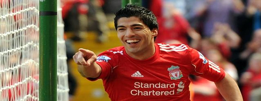 Luis Suarez Signs New Long-Term Liverpool Contract