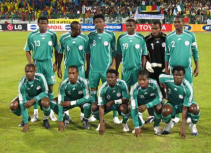 Egypt beats Nigeria in friendly