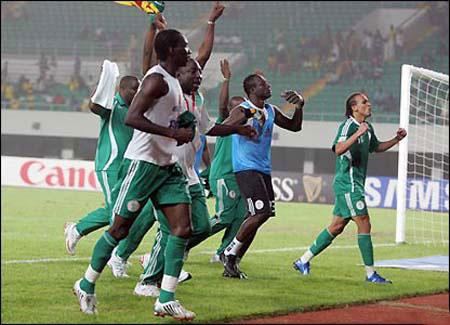 FIFA ranks Nigeria low, Zambia high