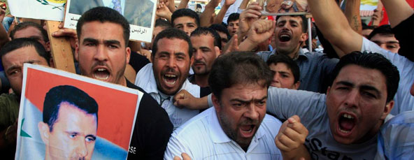 Death toll rises in Syria as 96 more are killed in Monday clashes