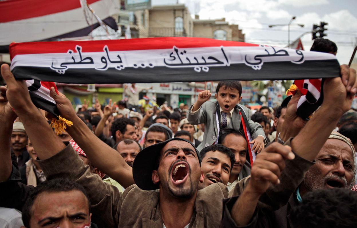 Blast rocks Yemeni polling station ahead of vote