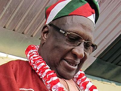 Tukur is new PDP's Chairman