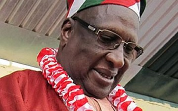 Tukur emerges consensus candidate for PDP's chairman