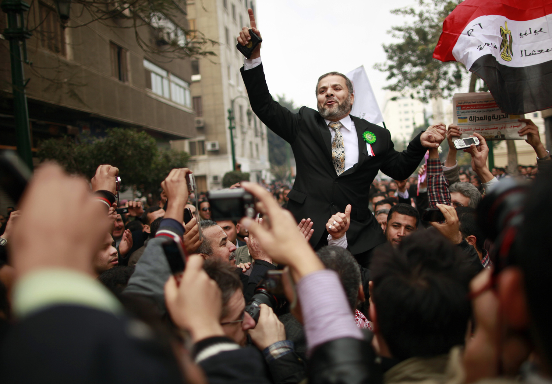 Libya's Muslim Brotherhood sets up political party