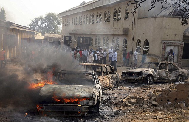 "Boko Haram says it has ""closed all possible doors of negotiation"""