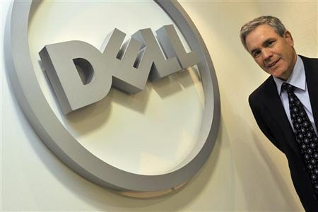 Dell sees room to challenge Apple in tablets