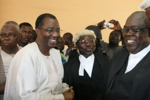 Court frees Gbenga Daniel of all corruption charges