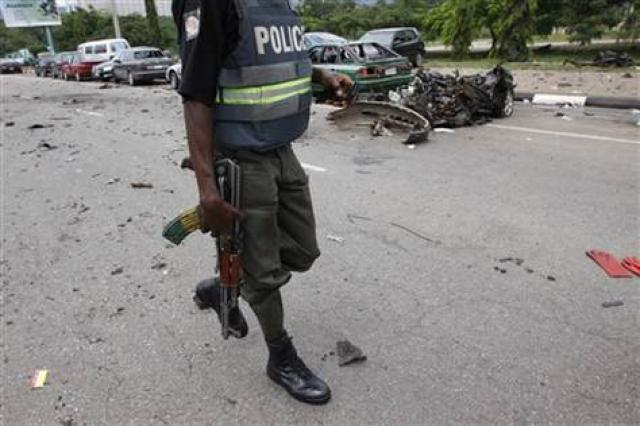 Police gives conflicting report on Kaduna attack that killed 10