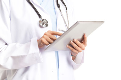 Ipads used in the hospitals