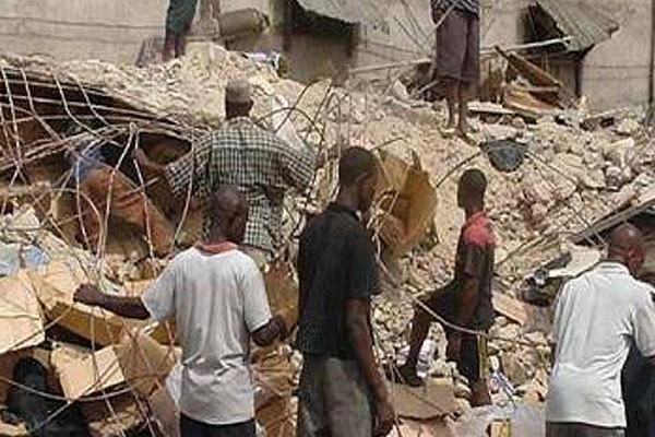 BENUE: Government plans mass burial for those killed by collapsed church building
