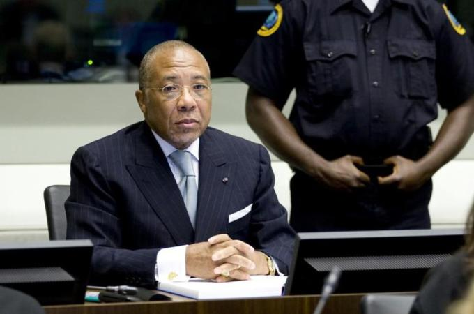 Court finds Charles Taylor guilty of war crimes
