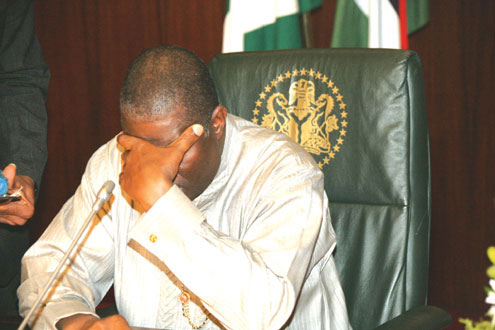 ACN moves to impeach Jonathan over bribery allegations