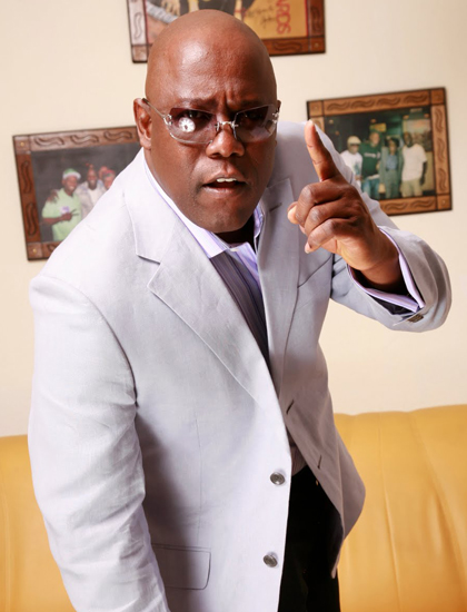 Kenny Ogunbe steps out with his TV channels