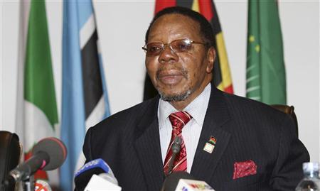 Malawi's President Mutharika is dead