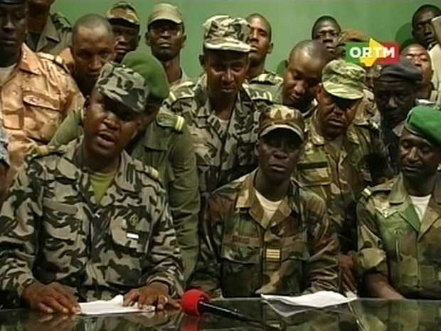 Mali's military junta meets with FG in Abuja