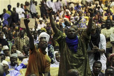 Mali rebels declare independence in north