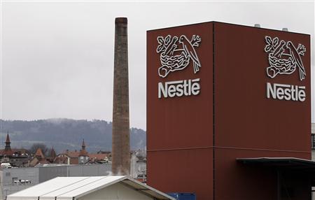 Nestle to buy Pfizer baby food unit for $11.85 billion