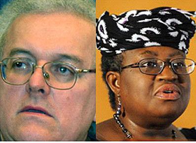 World Bank Presidency: Ocampo steps down for Okonjo-Iweala