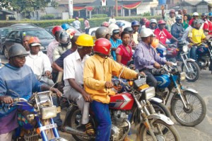 The Okada riders are demanding that the court gives an order of perpetual injunction restraining the Lagos state government from hindering their operation or arresting their members for using commercial motorcycles
