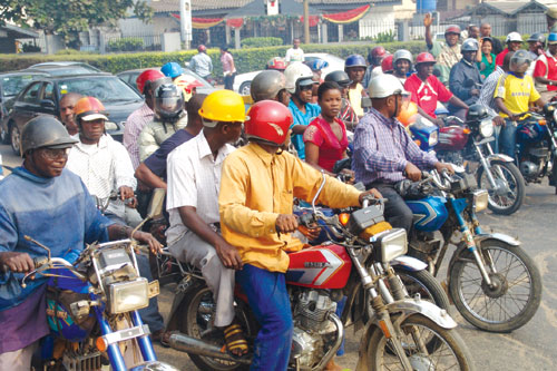 We have not banned 'Okada' – Lagos state government