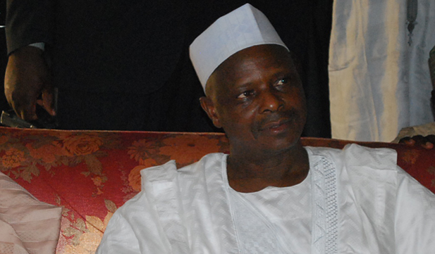 Kwankwaso Hoists APC Flags In Kano Government House