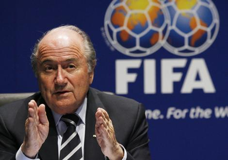 Blatter to visit Morocco