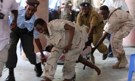 Al-Shabab rebels claim responsibility for Somalia blast that killed 10